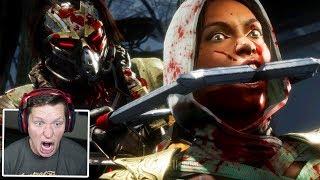 Mortal Kombat 11 - Part 2 - MY FIRST FATALITY