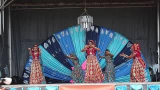 IUCA- INDIA FEST 2016 - Rajasthani folk