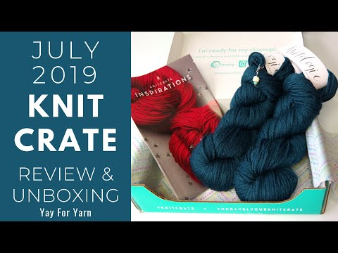 july-2019-knitcrate---unboxing-&-review-|-yay-for-yarn