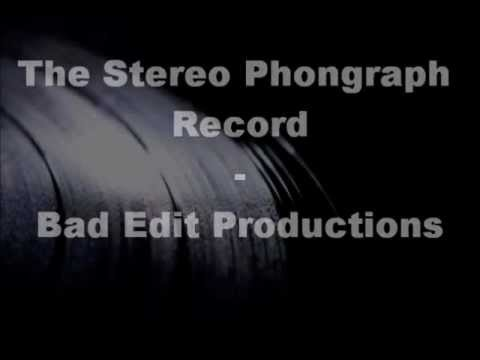 The Stereo Phonograph Record: How Does It Work?
