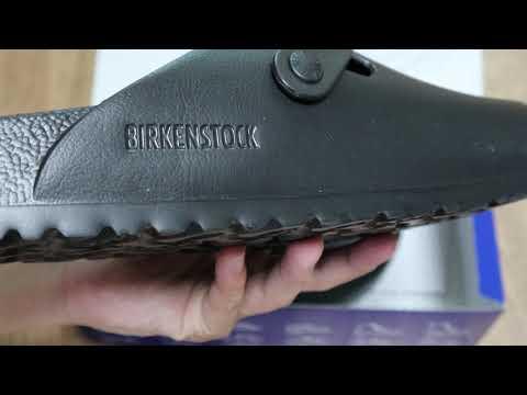 BIRKENSTOCK EVA BOSTON (BLACK) 250