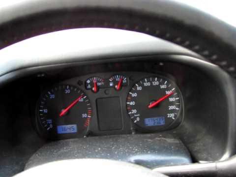 VW T4 2.5 TDI ACV Tuning selfmade Box Chip 1bar 100-180km/h - YouTube