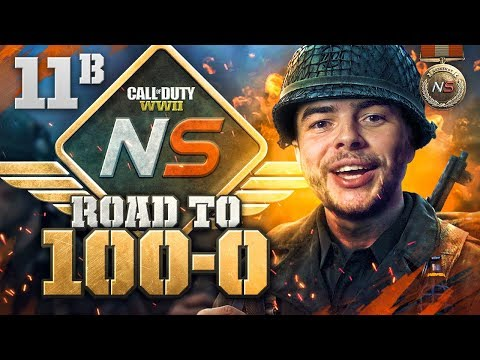 Road to 100-0! - Ep. 11B - Logan Paul Controversy (Call of Duty:WW2 Gamebattles)