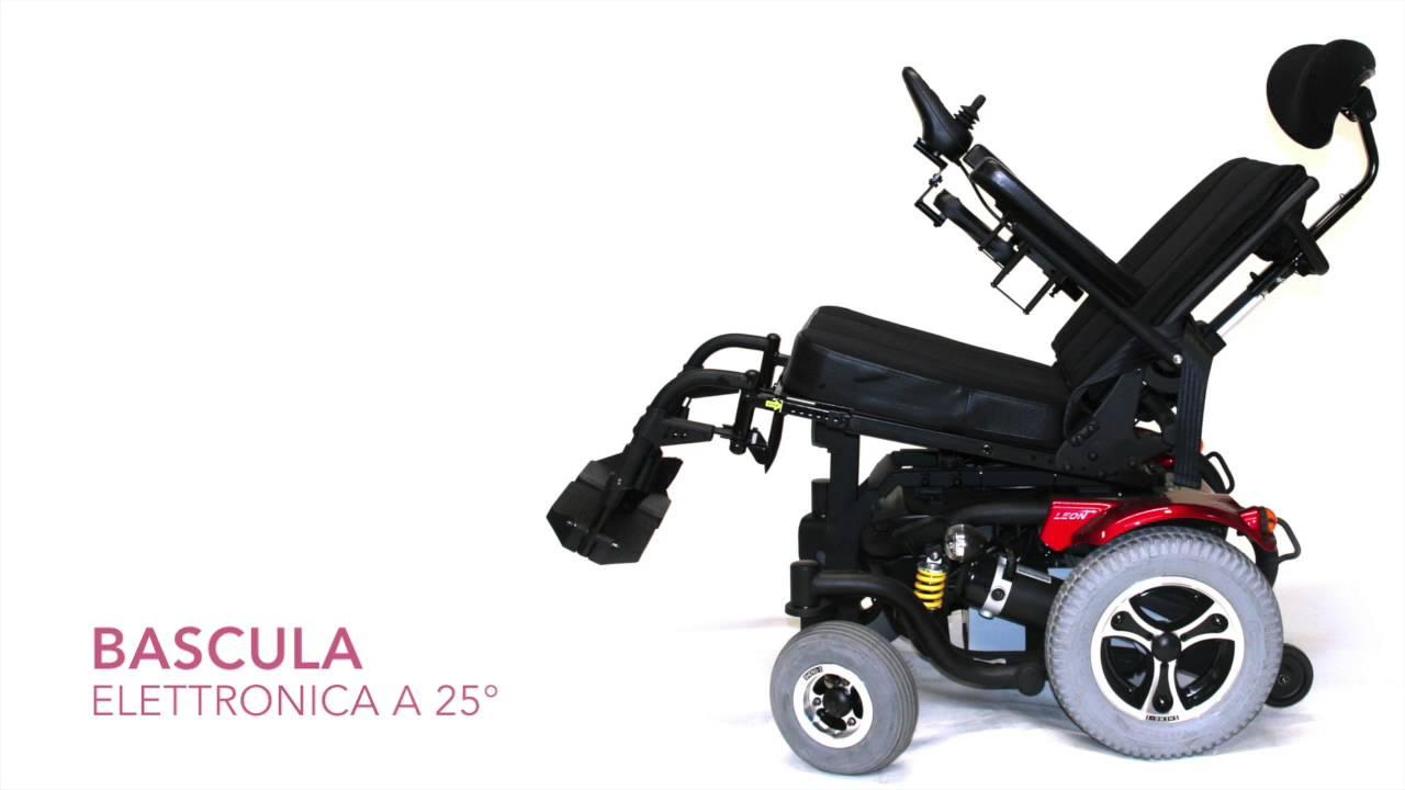 Karma Leon La Carrozzina Elettrica 100 A Nomenclatore Tariffario Asl