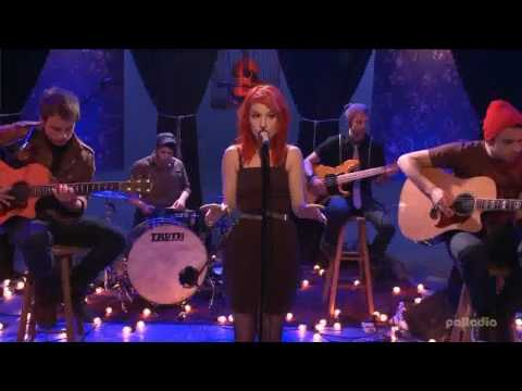 MTV Unplugged - Paramore -Ignorance