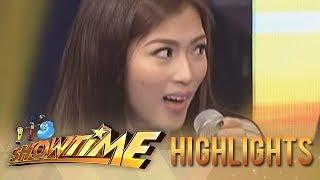 It's Showtime Ansabe: Alex Gonzaga
