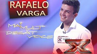 """Rafaelo Varga - Deepcentral - """"O stea"""" și Ștefan Bănică - """"Cum am ajuns să te iubesc"""" - X Factor"""
