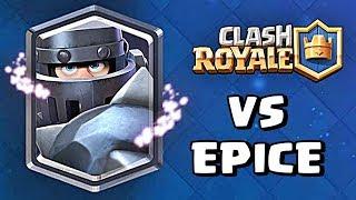 MEGA KNIGHT VS ALL EPICELE | #177 (CLASH ROYALE)