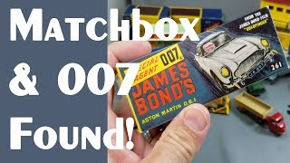 Another Matchbox Collection – Video #216 – May 30, 2017