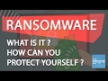 Ransomware Tutorial: How You Can Protect Yourself