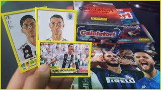 ⚽ BOX Calciatori Panini 2018-19!  (#2)