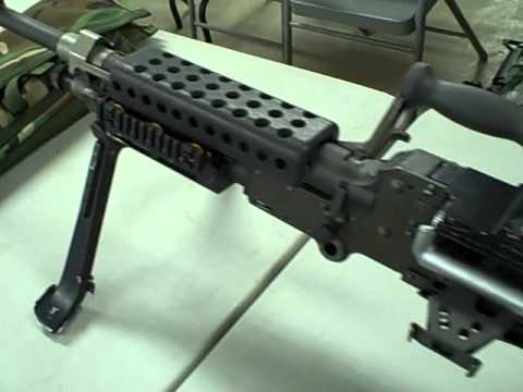My Weapon Of Choice = M240B (7.62x51MM)
