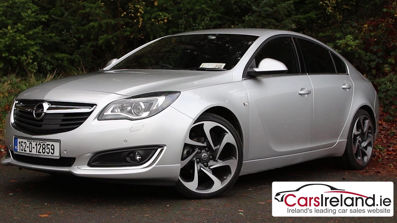 2015 opel vauxhall insignia with onstar review carsireland ie youtube. Black Bedroom Furniture Sets. Home Design Ideas