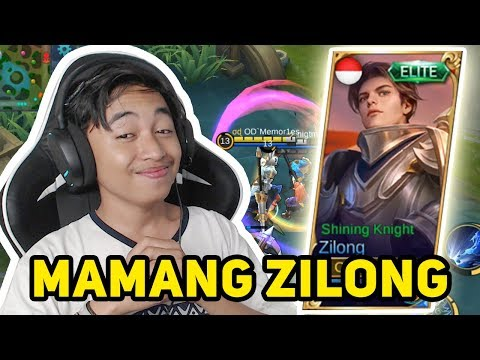 ZILONG MAKIN CAKEP DEH😍 - Mobile Legends Indonesia