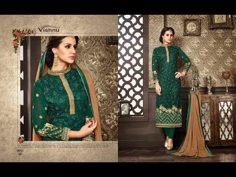 Sachin: A Billion Dreams Special Dresses  | Designer wear | Surat Textile Bazaar