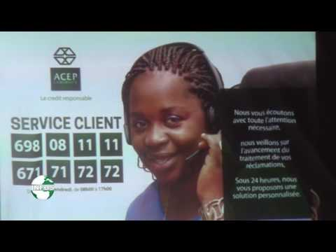 ACEP Cameroun : Innovations