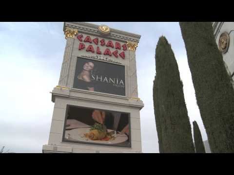 Caesars Palace Sign