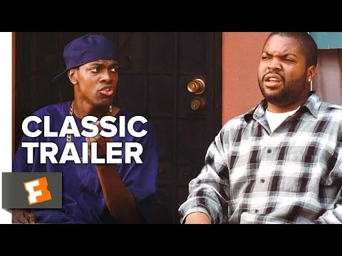 Friday (1995) Official Trailer - Ice Cube, Chris Tucker Comedy HD