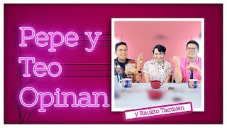 Video Pepe & Teo Opinan | Fifth Harmony se separa | Rihanna VS Snapchat | Katy Perry Besa a un Concursante download MP3, 3GP, MP4, WEBM, AVI, FLV Maret 2018
