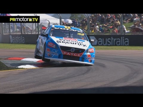 V8 Supercars 2016 Highlights - Top Ten Shootout & Race 15 Townsville - Complete Material PRMotor TV