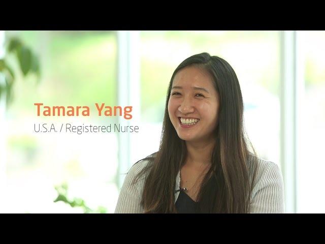 Meditation Experience by Tamara Yang (USA)