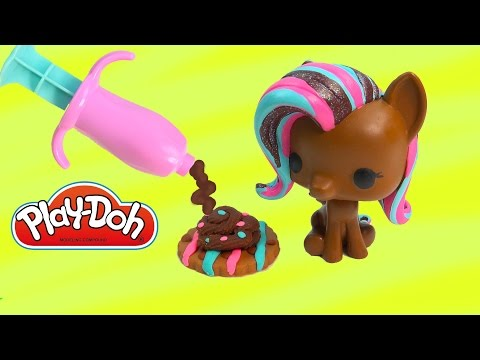 Playdoh Chocolate Chip Frosted Cookie Inspired POP Vinyl My Little Pony MLP Toy Cookieswirlc