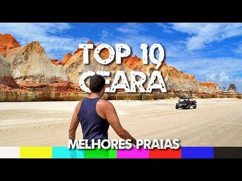 Top 10: Melhores Praias do Ceará