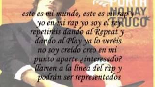 Porta _ Este es mi Rap ( letra )