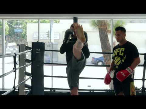 Day 30: Ryan Blair & Cung Le Take to the Ring for Ryan