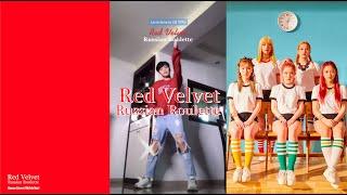 Red Velvet (레드벨벳) 'RUSSIAN ROULETTE' #ViViTrend Danc…