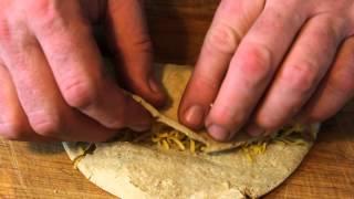How To Make A Chicken Taquito : Tacos & Burritos