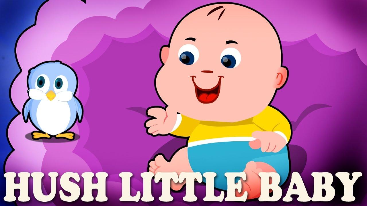 Hush Little Baby Nursery Rhyme With