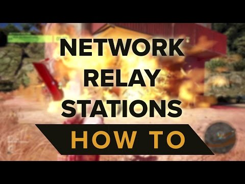 Ghost Recon Wildlands - How to beat the Network Relay Station side mission EVERY TIME