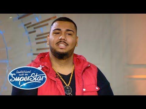 "DSDS 2018 | Ibo Buzoli mit ""Privacy"" von Chris Brown"