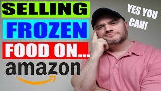 Selling frozen food on Amazon how to start a food business series