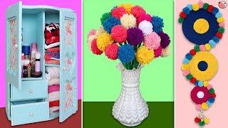 10 UseFull Ideas !!! DIY Room Decor Craft Idea || Handmade Things !!!