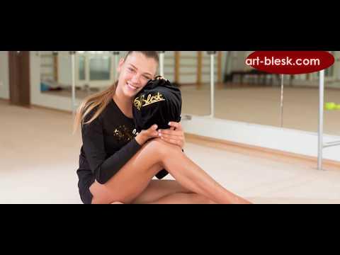 купальники для художественной гимнастики ART BLESK, для Шоу Олимпийских чемпионов