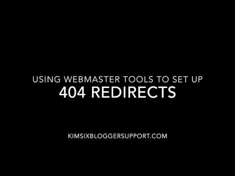 How to find and fix 404 Errors (Page Not Found Warnings)