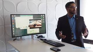 Samsung DeX Pad walkthrough with Galaxy S9