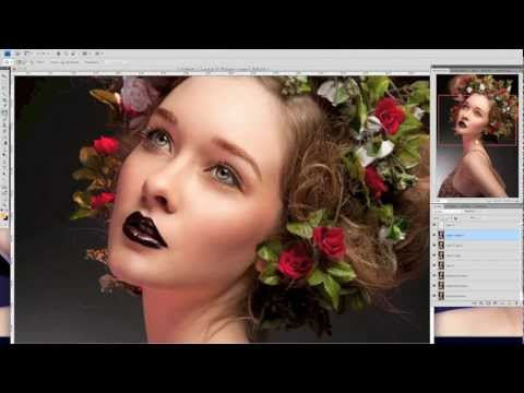 digital photo retouching ebook