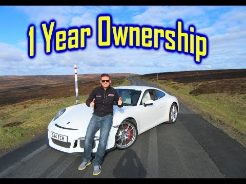1 Year Ownership Review - Porsche 911 991