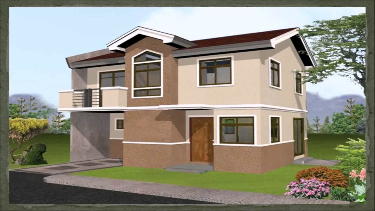 Delicieux House Color Design Exterior Philippines