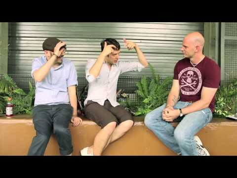 OK GO BEST INTERVIEW I'VE SEEN!!!