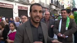 مراسل الحدث ينقل أجواء تظاهرات الجزائر