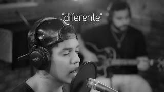 Dan Vieira - Diferente (estudio ao vivo)