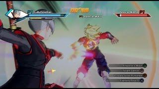 Dragon Ball Xenoverse - BEST ULTIMATE EMPEROR