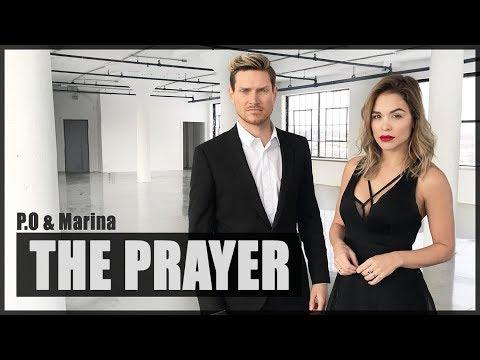 THE PRAYER - Céline Dion & Andrea Bocelli (Acoustic cover) // P.O et Marina