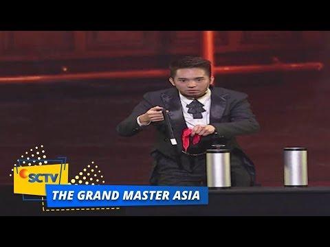 Gerakan dan 'Sapu Tangan Misteri' METEOR Buat Penonton Bingung!   The Grand Master Asia