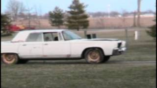 2010 Demo Derby - Test and Tune 1 - 1965 Chrysler Imperial