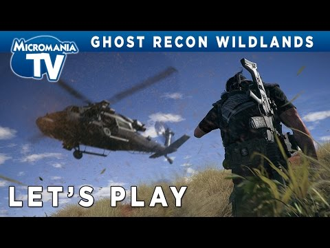 [LET'S PLAY] Ghost Recon Wildlands, embarquement immédiat !